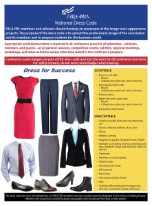 Official FBLA Dress - National FBLA